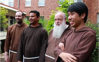 GOOD NEWS from the Capuchins Friars in South Melbourne
