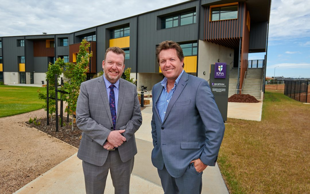 GOOD NEWS from Iona College, Geelong