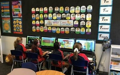 Back to school with brand new classrooms at Sacred Heart Primary