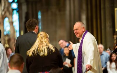 GOOD NEWS: Introducing CDFpay to St Patrick's Cathedral